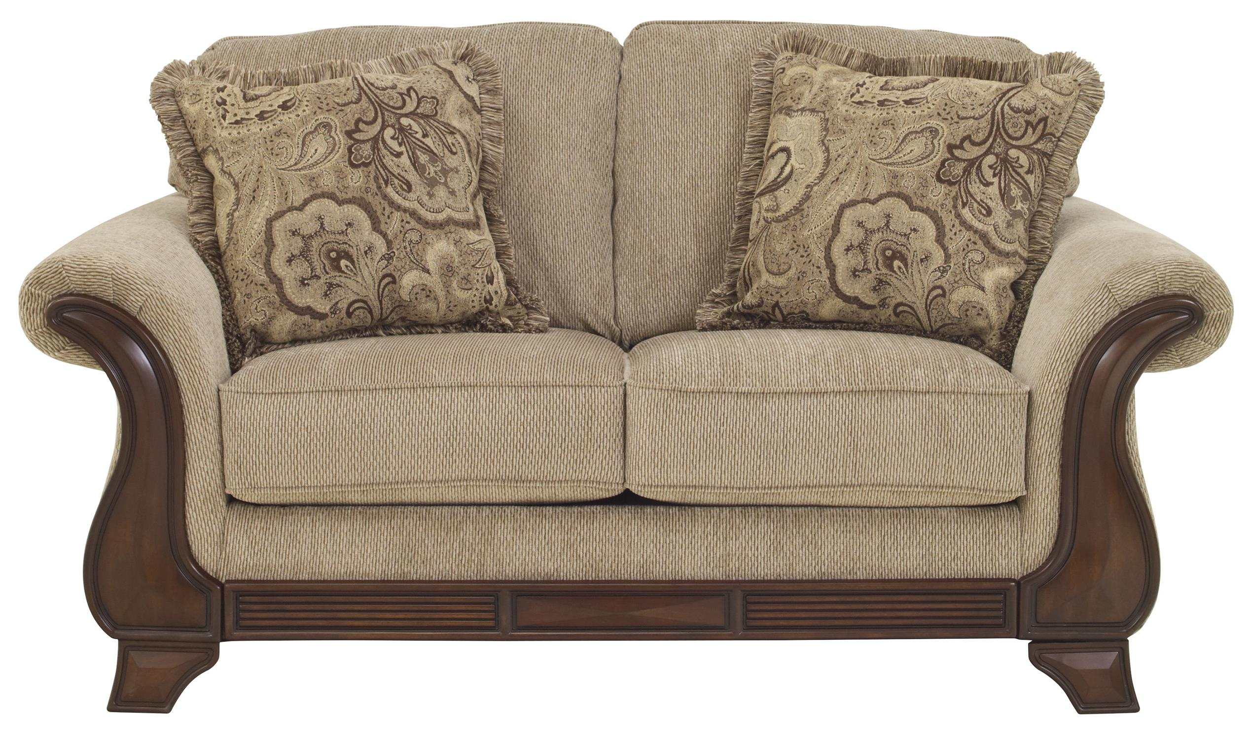 Signature Design by Ashley Lanett Loveseat - Item Number: 4490035