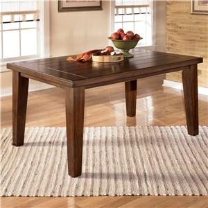 Signature Design by Ashley Furniture Larchmont Dining Table