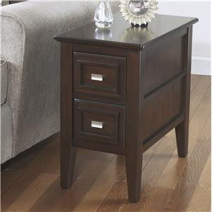Ashley Signature Design Larimer Chairside End Table
