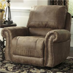 Signature Design by Ashley Larkinhurst - Earth Rocker Recliner