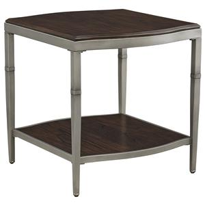 Signature Design by Ashley Lavidor Rectangular End Table