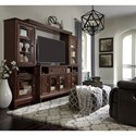 Signature Design by Ashley Lavidor Entertainment Wall Unit