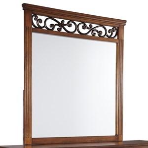Signature Design by Ashley Lazzene Bedroom Mirror