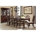 Signature Design by Ashley Leahlyn Casual Dining Room Group - Item Number: D626 Dining Room Group 3