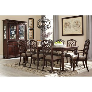 Signature Design by Ashley Leahlyn Formal Dining Room Group