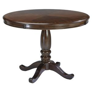 Signature Design by Ashley Furniture Leahlyn Round Dining Table