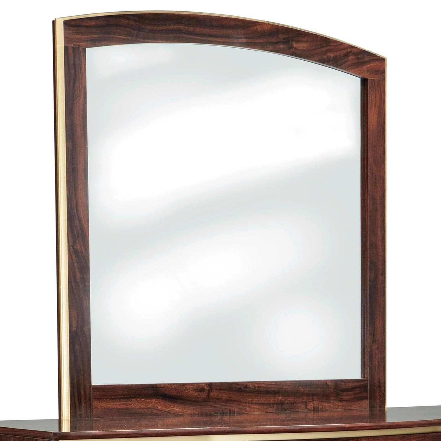 Signature Design by Ashley Lenmara Bedroom Mirror - Item Number: B247-36
