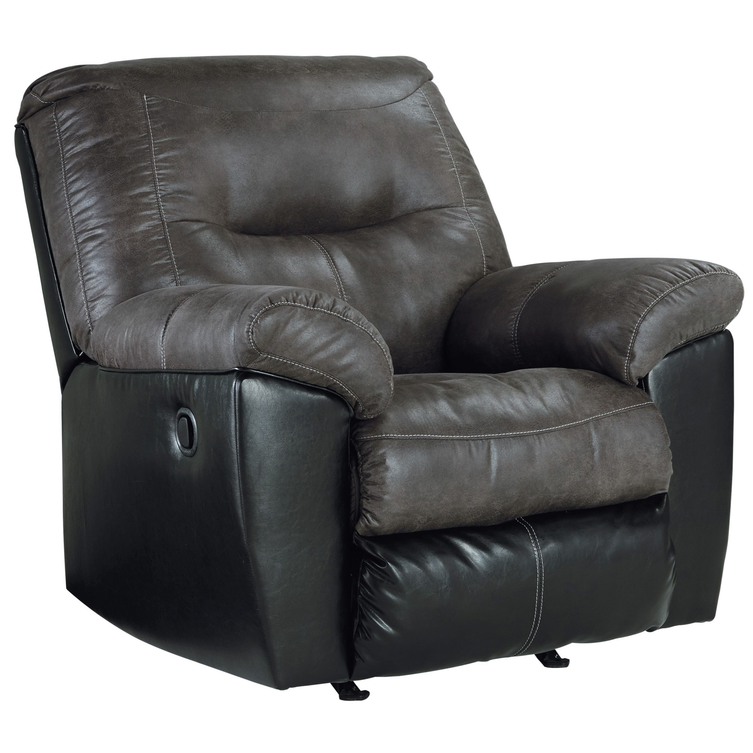 Signature Design by Ashley Leonberg Rocker Recliner - Item Number: 3790225