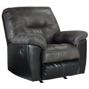 Signature Design by Ashley Leonberg Rocker Recliner