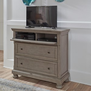 Signature Design by Ashley Lettner Media Chest