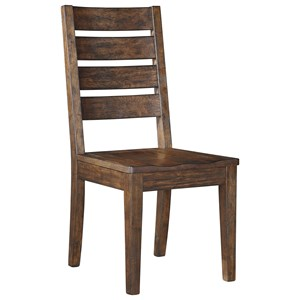 Signature Design by Ashley Leystone Dining Side Chair