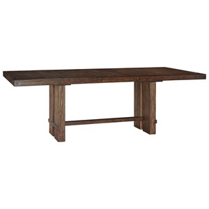 Signature Design by Ashley Leystone Rectangular Dining Table