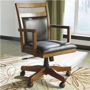 Signature Design by Ashley Furniture Lobink Home Office Desk Chair