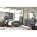 Signature Design by Ashley Lodana King Bedroom Group - Item Number: B214 K Bedroom Group 2