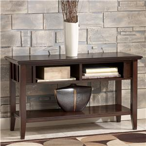 Ashley Signature Design Logan Sofa Table / Console
