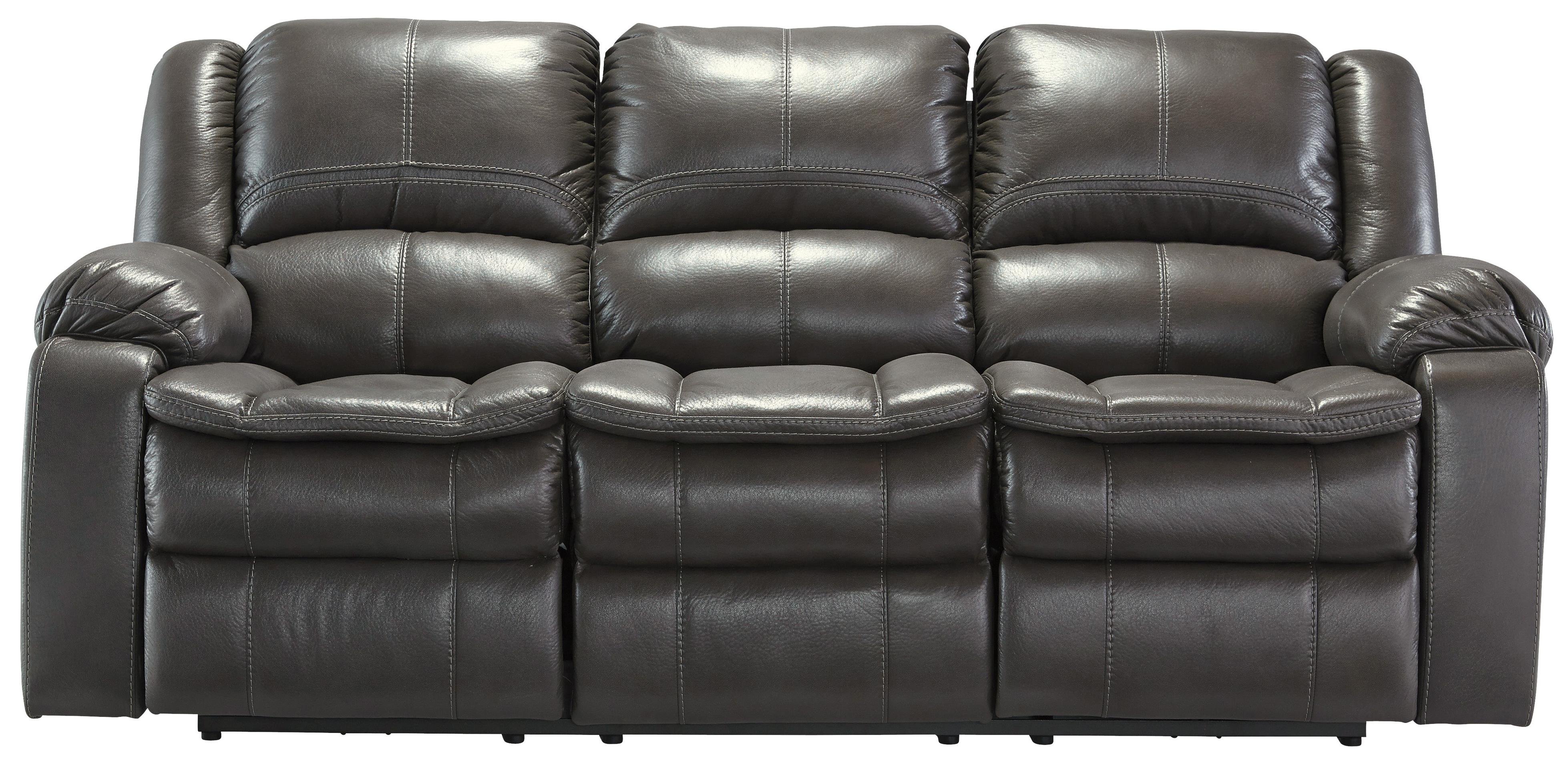 Signature Design by Ashley Long Knight Reclining Power Sofa - Item Number: 8890687