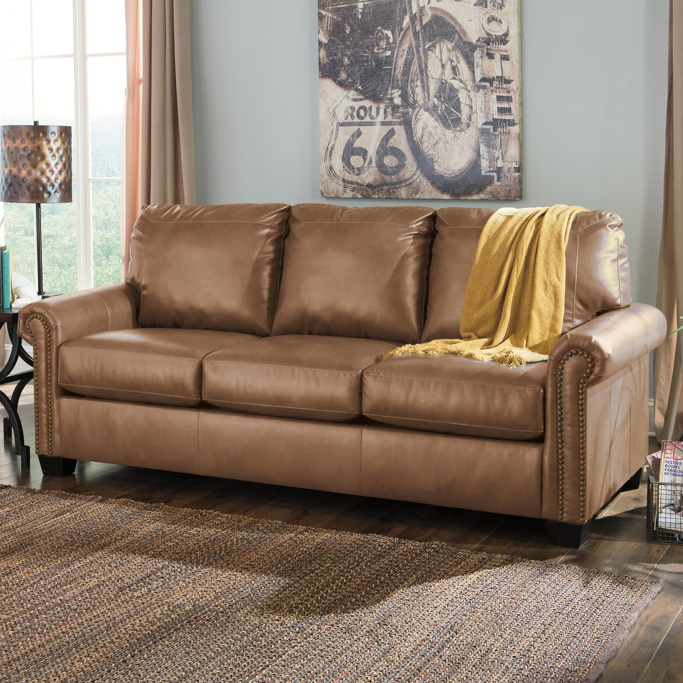 Signature Design By Ashley Lottie DuraBlend® Queen Sofa Sleeper   Item  Number: 3800239