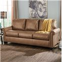 Signature Design by Ashley Lottie DuraBlend® Queen Sofa Sleeper - Item Number: 3800239