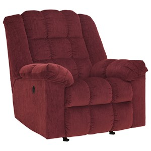 Trendz Lochlan Power Rocker Recliner