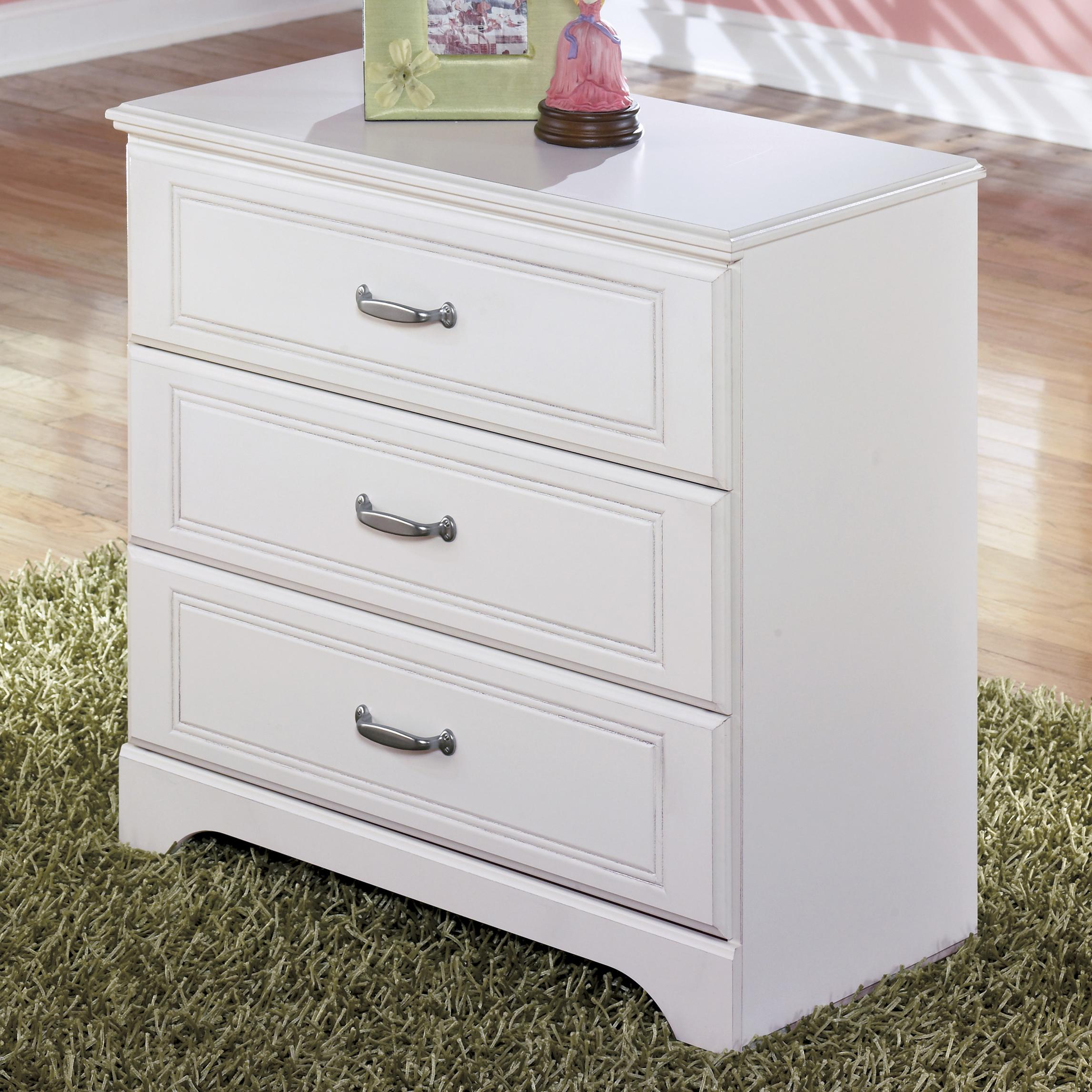 Signature Design by Ashley Lulu Loft Drawer Storage - Item Number: B102-19