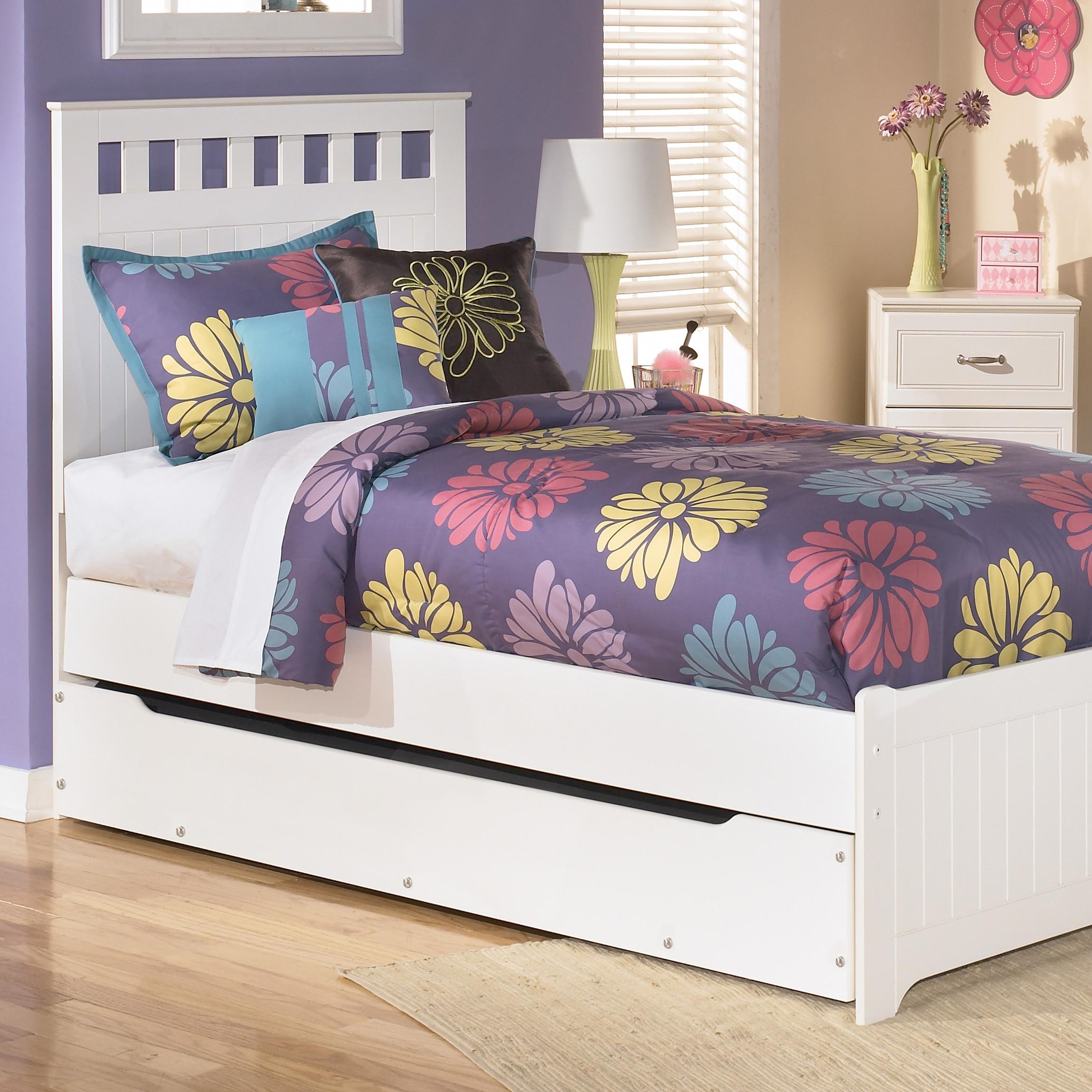 Signature Design by Ashley Lulu Trundle Under Bed Storage - Item Number: B102-60