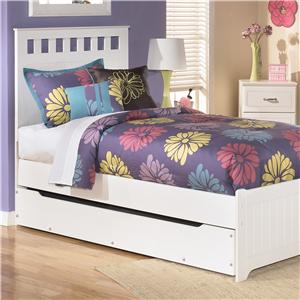 Signature Design by Ashley Lulu Trundle Under Bed Storage