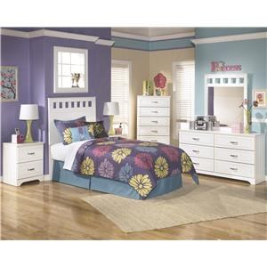 Signature Design by Ashley Lulu 3 Piece Twin Bedroom Group