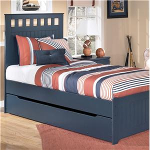 Signature Design by Ashley Leo Trundle Under Bed Storage