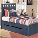 Signature Design by Ashley Leo Trundle Under Bed Storage ONLY - Item Number: B103-60