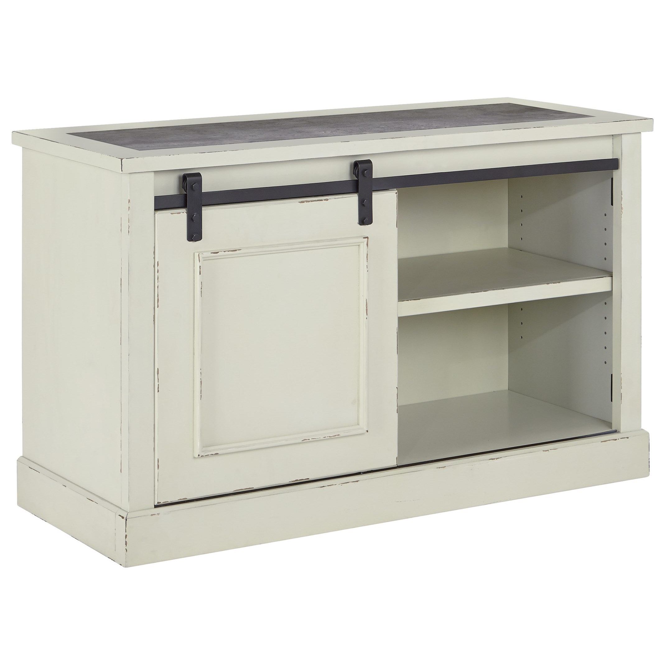 Jonileene Large Credenza by Signature Design by Ashley at Beck's Furniture