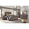 Signature Design by Ashley Lynnton Queen Bedroom Group - Item Number: B297 Q Bedroom Group 1