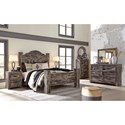 Signature Design by Ashley Lynnton Queen Bedroom Group - Item Number: B297 Q Bedroom Group 2