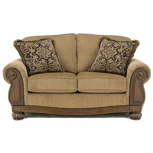 Signature Design by Ashley Lynnwood - Amber Loveseat