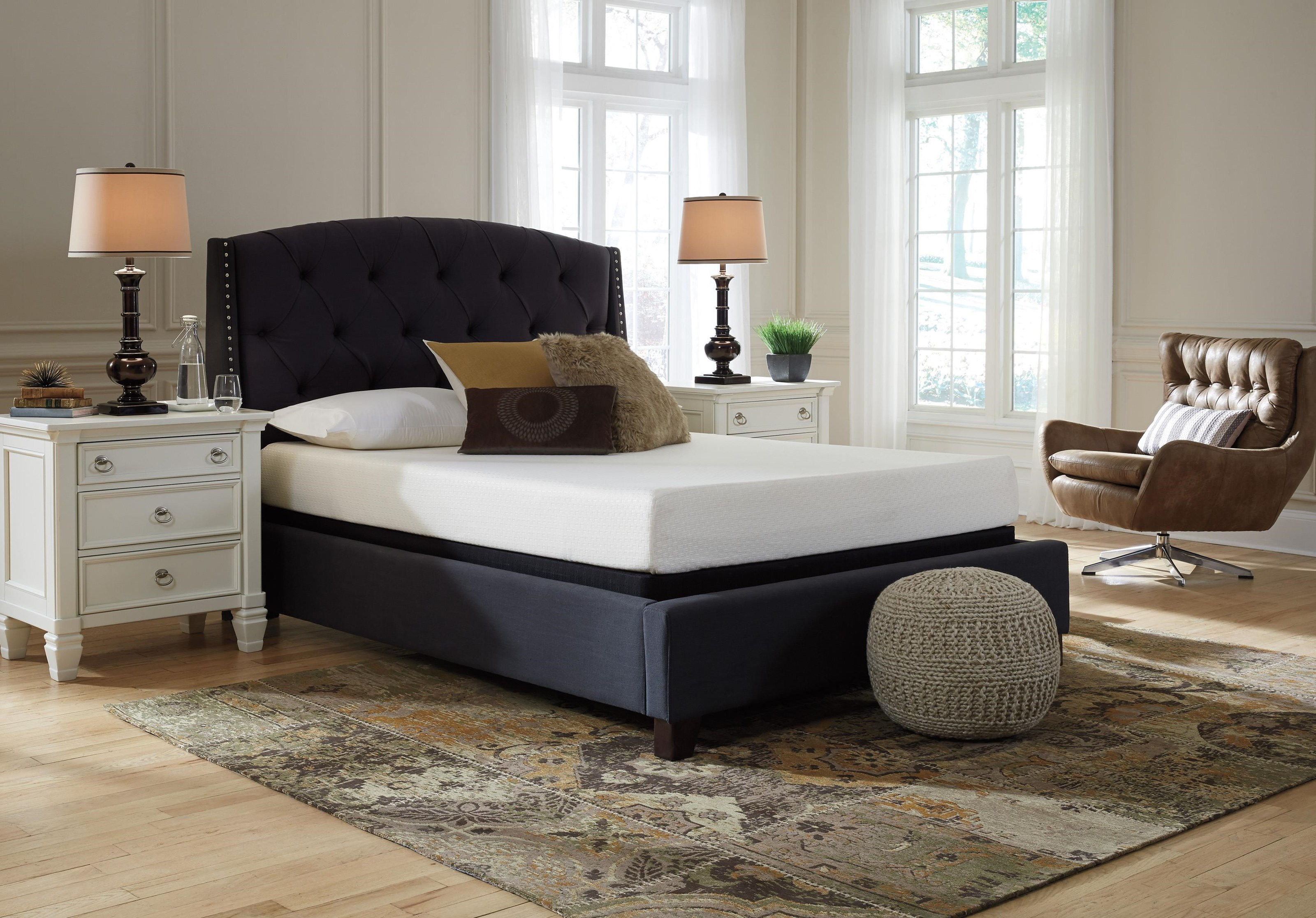 Signature Design by Ashley M726 Chime Queen Memory Foam Mattress - Item Number: M72631