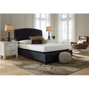 Signature Design by Ashley M726 Chime Queen Memory Foam Mattress