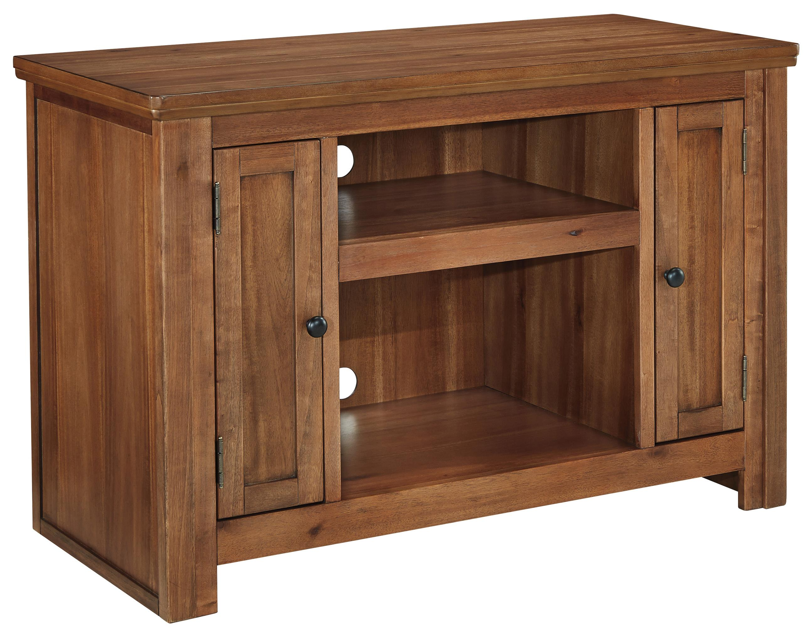 Signature Design by Ashley Macibery TV Stand - Item Number: W785-18