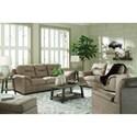 Signature Design by Ashley Maderla Living Room Group - Item Number: PKG011001