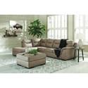 Signature Design by Ashley Maderla Living Room Group - Item Number: PKG011002