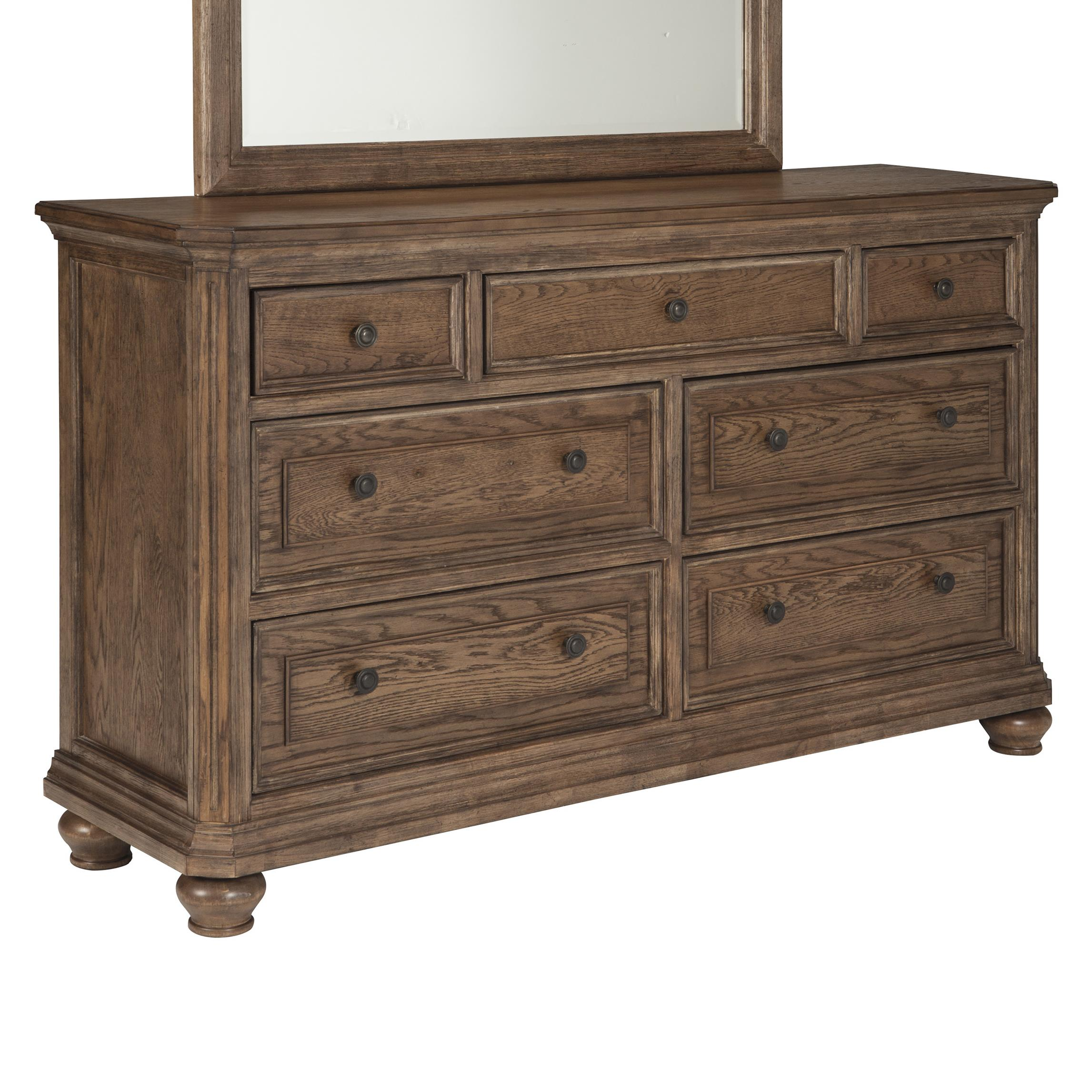 Signature Design by Ashley Maeleen Dresser - Item Number: B709-31
