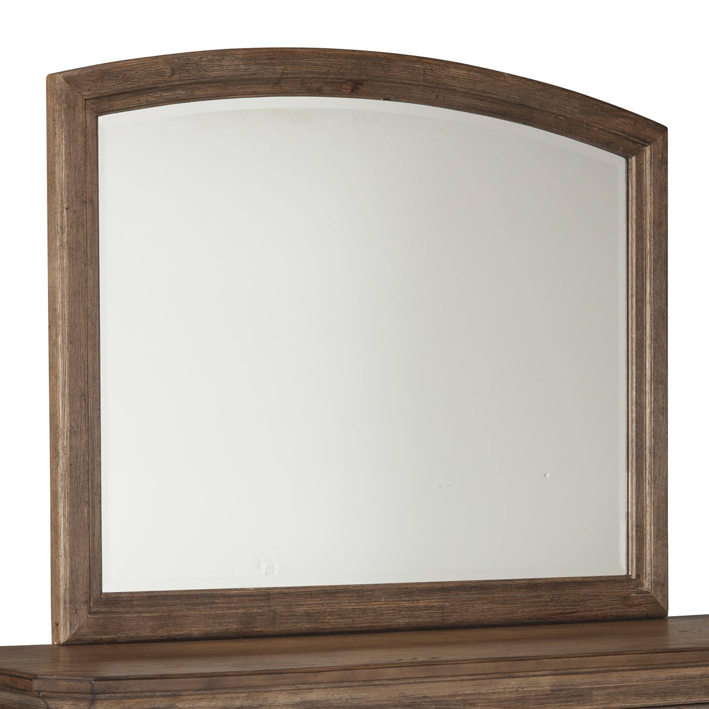 Signature Design by Ashley Maeleen Bedroom Mirror - Item Number: B709-36
