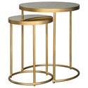 Trendz Majaci Accent Table - Item Number: A4000048