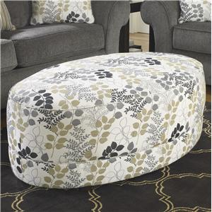 Signature Design by Ashley Makonnen Oversized Accent Ottoman
