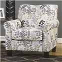 Signature Design by Ashley Makonnen Accent Chair - Item Number: 7800021
