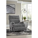 Signature Design by Ashley Man Fort Casual Rocker Recliner