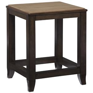 Signature Design by Ashley Mandoro Square End Table