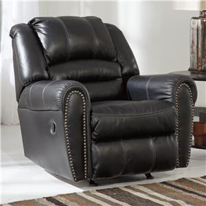 Signature Design by Ashley Manzanola Rocker Recliner