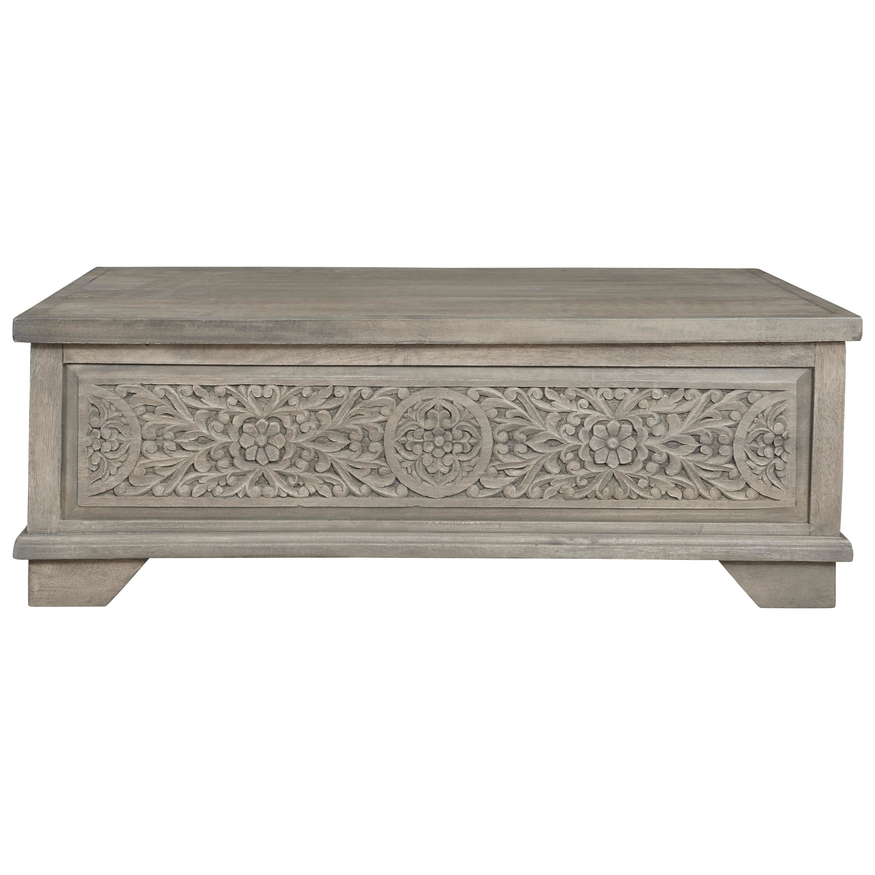 Marcilyn Lift Top Cocktail Table by Signature Design by Ashley at Godby Home Furnishings