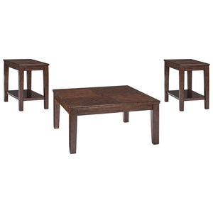 Signature Design by Ashley Marlinton Occasional Table Set