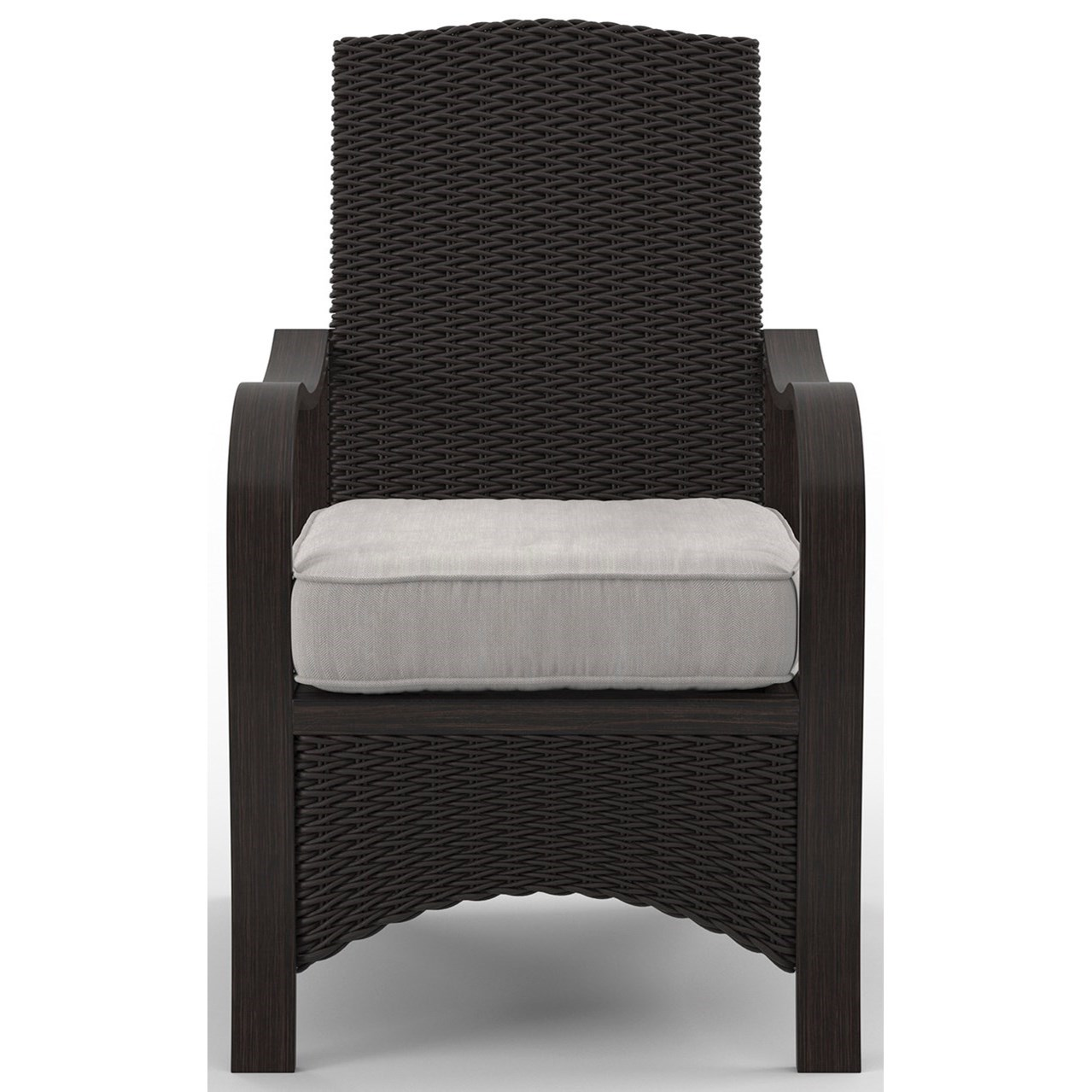 Signature Design by Ashley Marsh Creek Set of 2 Chairs with Cushion - Item Number: P775-601A