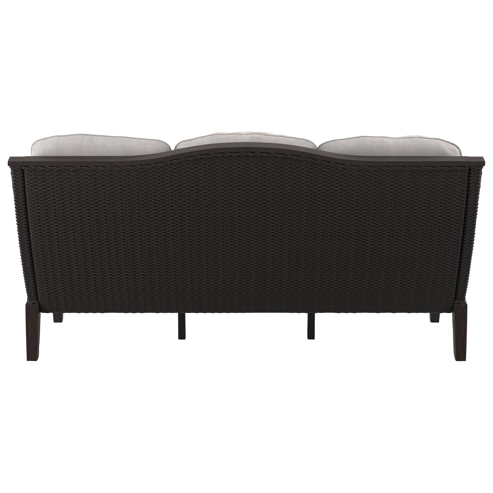 Ashley (Signature Design) Marsh Creek Outdoor Sofa With